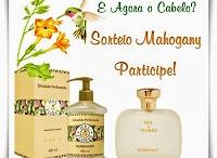 SORTEIOS / Quer provocar doces sensações?   VEM, SE JOGA!  http://eagoraocabelo.blogspot.com.br/2013/05/sorteio-mahogany.html