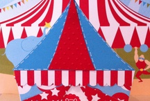 Circus bday party ideas / by Madeline Morcelo