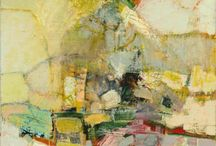 Abstract Paintings of Modern Flavor