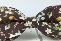 Brune nuancer / Butterflies og hatte i brune nuancer