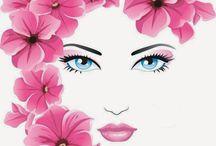 flores chica