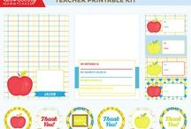 teacher gift ideas / by Amanda R Geyer