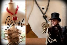 Pericles Kondylatos jewellery press & web articles / P. Kondylatos Jewells are wearable works of art. Pericles Kondylatos is a magician of fashion that wants to transform our everyday life into a fairy tale! Fantasy comes alive!