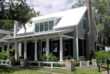 Low Country Cottage Designs / by Jennifer Miller
