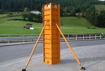 column frame