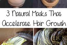 Уход кожа волосы