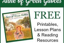 Anne of Green Gables studies