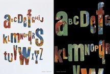 Letterpress / Various prints