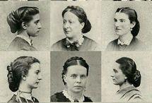 1860 hår jenter