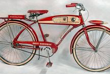 ~Vintage Bicycles~ / ~I Don't Remember Having A Bike~ / by Sandra Williams Smith