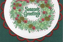 Christmas/ Wreaths and Greenery