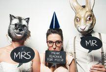 Photo Booth / Photo Booth: Ein riesen Spaß für Hochzeitsgäste!