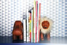 Bookends / Hold up those books!