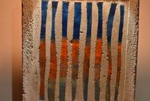 Concrete ART - Béton ART / Art is everywhere, even in concrete. L'art est partout, même dans le béton