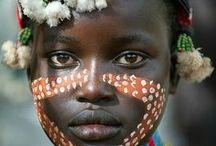AFRICA / People, art, landscape