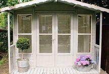 Garden house♡♡♡