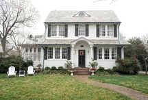 Exterior / by Allison Paul-Andrews