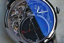 Wrist watch desing