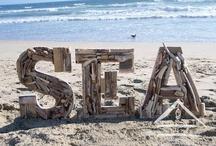 my life... sea, beach, sun, sand...
