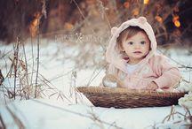 Ideat vauvakuviin