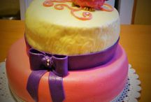 Cake World / We try to create beautiful cakes for our family and friends. Not the professional career :) just fun!
