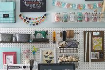 M pegboard ideas