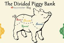 The Divided Piggy Bank / E1CU's Blog / by Education First Credit Union