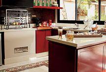 chão cozinha