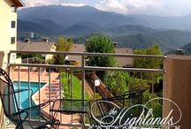 Vacation Packages / Vacation Packages and Last Minutes Deals for a Smoky Mountain Getaway! / by Highlands Condos