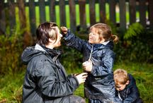 Acorns Forest School / Many of our nurseries have Forest School areas where children can create mini-beast mansions and wood cookies.  They can enjoy some mud painting and learn all about the nature around them.