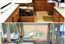 Camper trailer reno