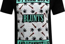 Cannabis T-Shirt Collection / Everything 420 and marijuana related. Top Shelf only.