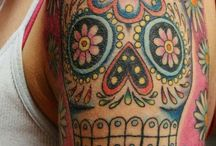 Tattoos / by Mary Holden