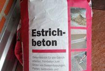 Basteln/Beton