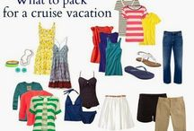 Cruise Packing / by Leslie Kash