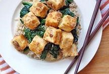Tofu Recipes / Tofu