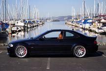 BMW E46 Liebe / #BMW #E46 #Coupe #Bavaria