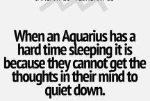 Aquarius thoughts