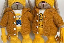 Maci öltöztethető ruhák