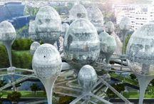 Smart city / smart city, smart mobility, green building