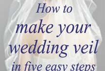 Wedding veils / by Teresa Madinski