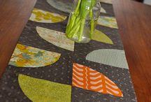Quilting - Drunkards Path / Quilt patterns that can be made with the drunkards path template
