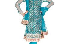 Churidars, Anarkalis, Salwars