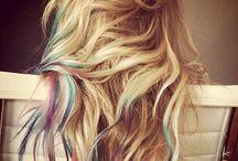hair / by Leah Sellers Weinkauf