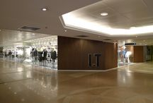 Retail Interior Architecture and Design by Sean Dix. I.T Store, Harbour City