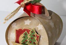 Emballage Cadeau Pour Noël
