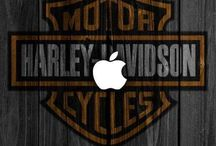 Motor Bikes iPhone Wallpapers