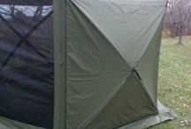 Tents & Shelters / by Montuckian Adventures