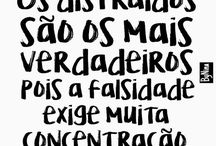 frases que gostei