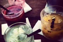 Les Cocktails!